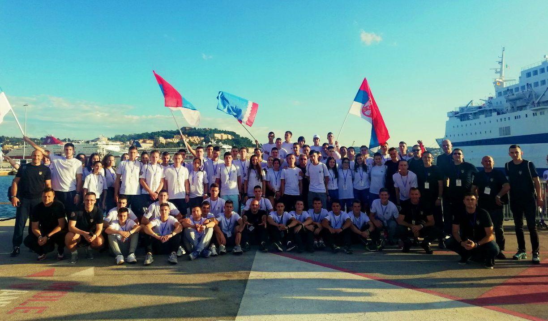 Fudbaleri Mačve na Sportskom takmičenju mladih u Ankoni
