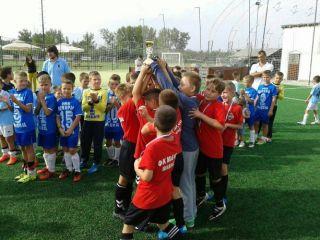 Polaznici Mačvine škole fudbala uspešni na turnirima