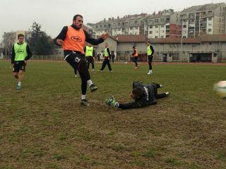 Super liga Srbije - pripreme za prolećni deo prvenstva