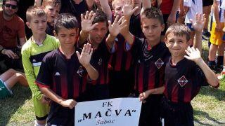 Uspeh na Međunarodnom turniru u Stanišićima