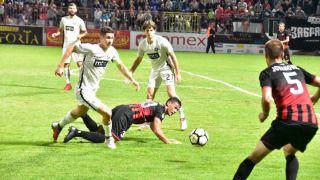 Mačva na domaćem terenu poražena od Partizana