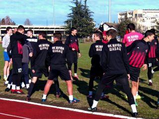 Mlađe kategorije FK Mačva startovale sa pripremama