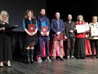 Priznanja za FK Mačva od Sportskog saveza grada Šapca