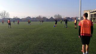 Kadetska selekcija FK Mačva startovala sa pripremama