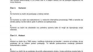 FIFA  Pravilnik o  statusu i transferima igrača