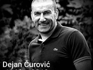 IN MEMORIAM: Dejan Čurović 1968-2019