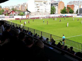 Podela bodova u Šapcu, Mačva i Rad remizirali