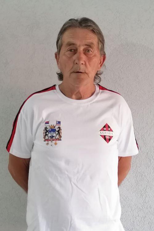 Dragan<br>Stošić