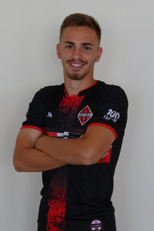 Nemanja<br>Stevanović